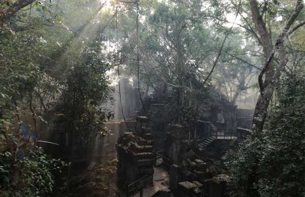 Hidden Temples & Beng Mealea Jeep Tour