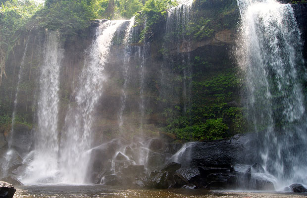 Phnom Kulen National Park Tour